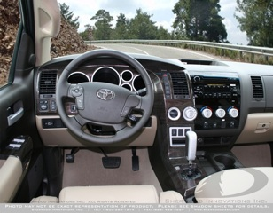 Toyota Tundra Interior Specs And Pictures